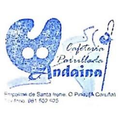 Cafetería parrillada Andaina