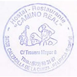 Hostal Restaurante Camino Real