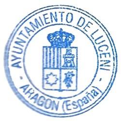 Ayuntamiento de Luceni