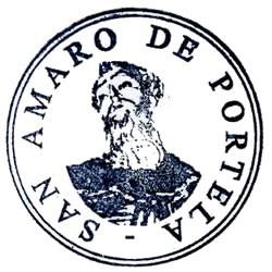 Capilla de San Amaro de Portela